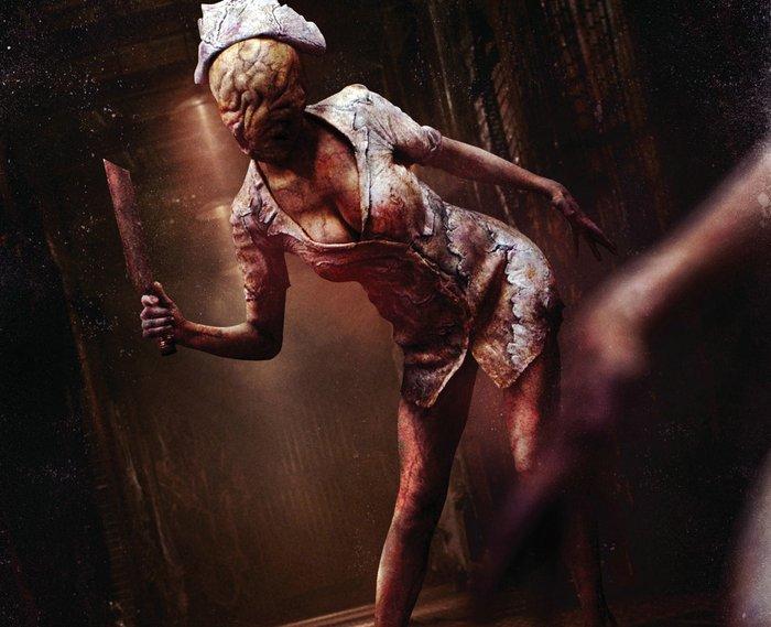 Silent Hill Krankenschwestern haben Sex