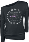 Supernatural Winchester Brothers powered by EMP (Langarmshirt)