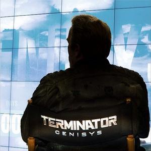 Schwarzeneggers Instragram-Bild