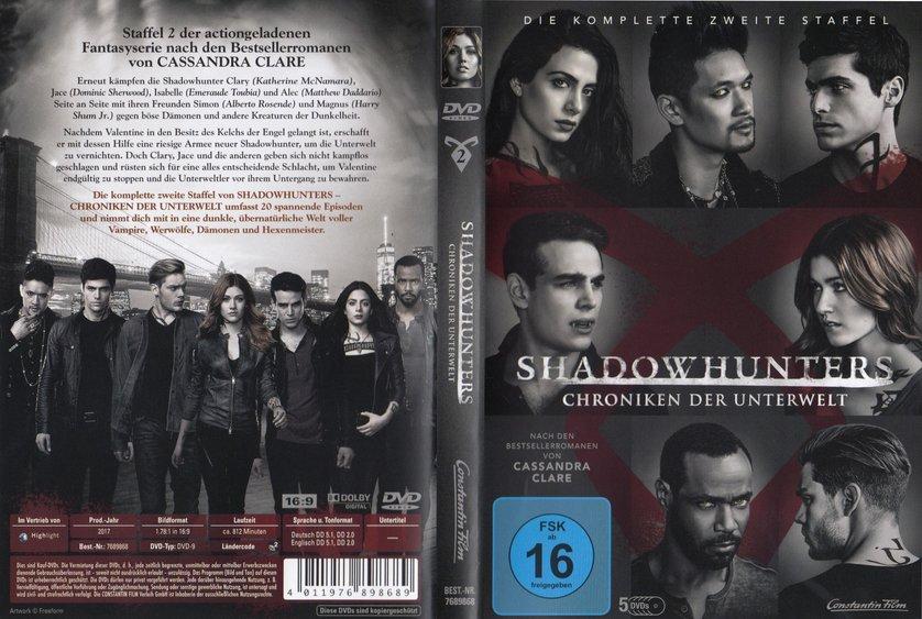 shadowhunters staffel 2