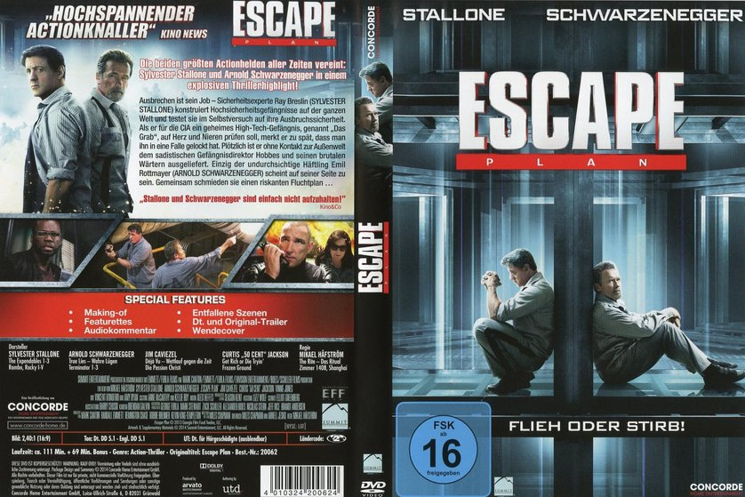 Escape Plan Stream German Streamcloud