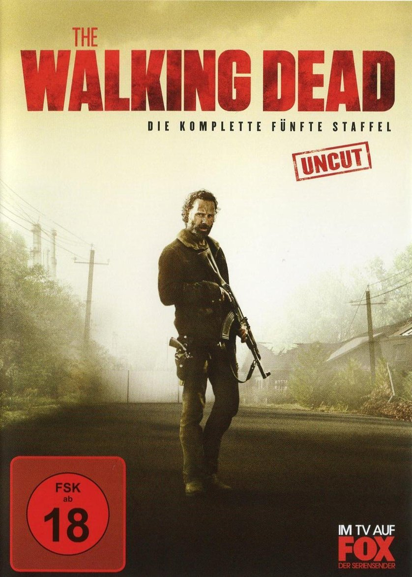 The Walking Dead Staffel