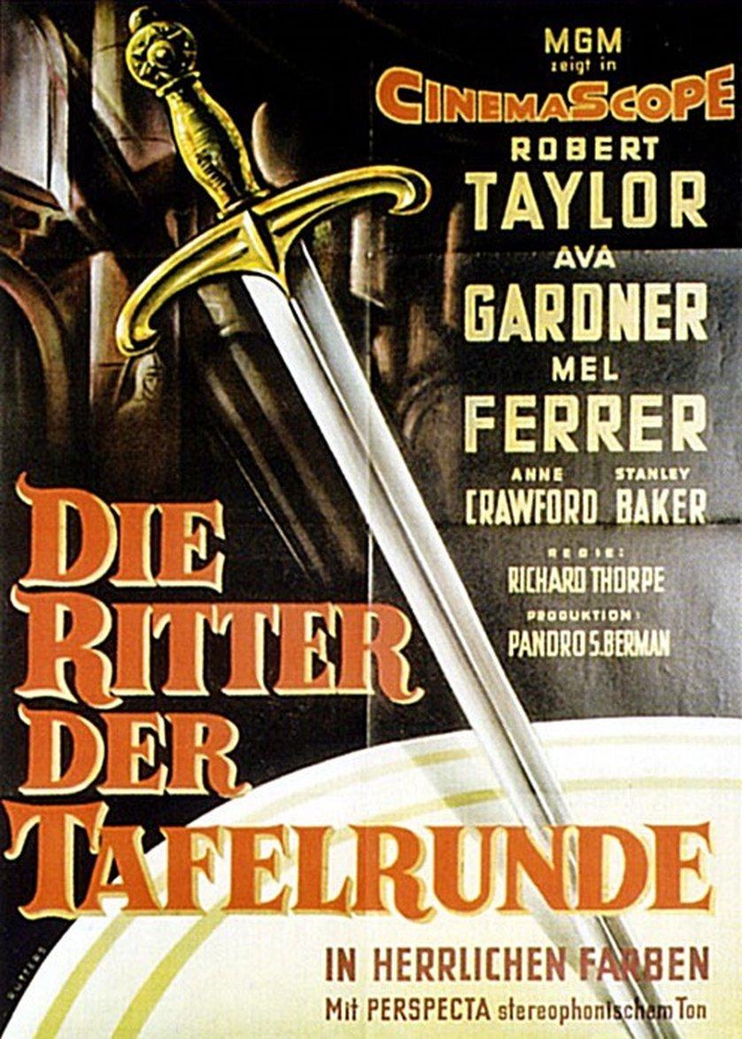 Die Ritter der Tafelrunde: DVD oder Blu-ray leihen