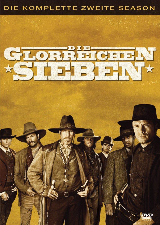Die Glorreichen Sieben Staffel 2 Dvd Oder Blu Ray