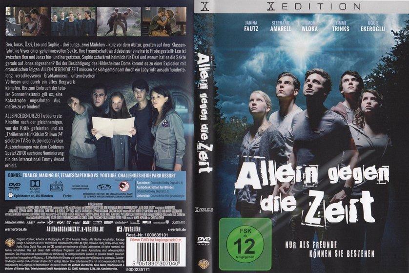 Allein Gegen Die Zeit Der Film Dvd Blu Ray Oder Vod Leihen