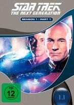 Star Trek - The Next Generation - Staffel 1