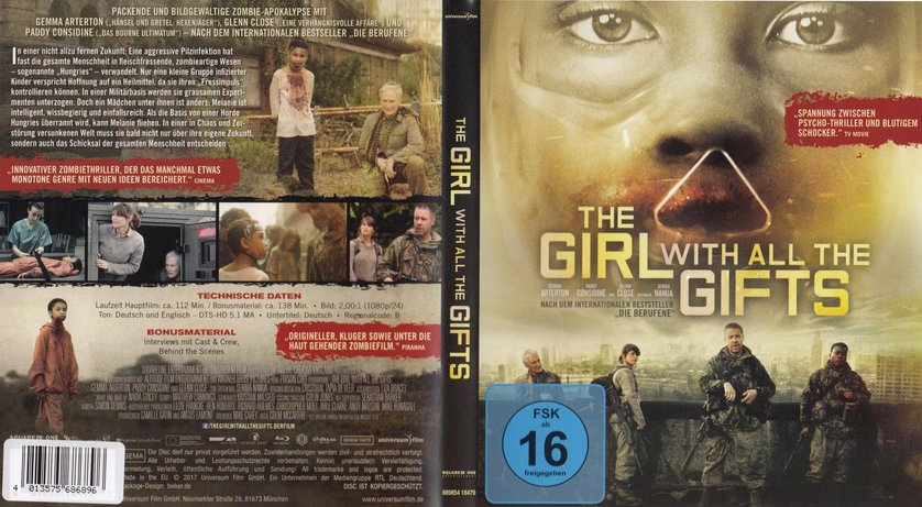 The Girl with All the Gifts Filme HD Deutsch - YouTube