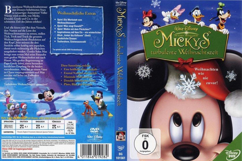 Mickys Turbulente Weihnachten