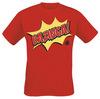 The Big Bang Theory Bazinga! powered by EMP (T-Shirt)