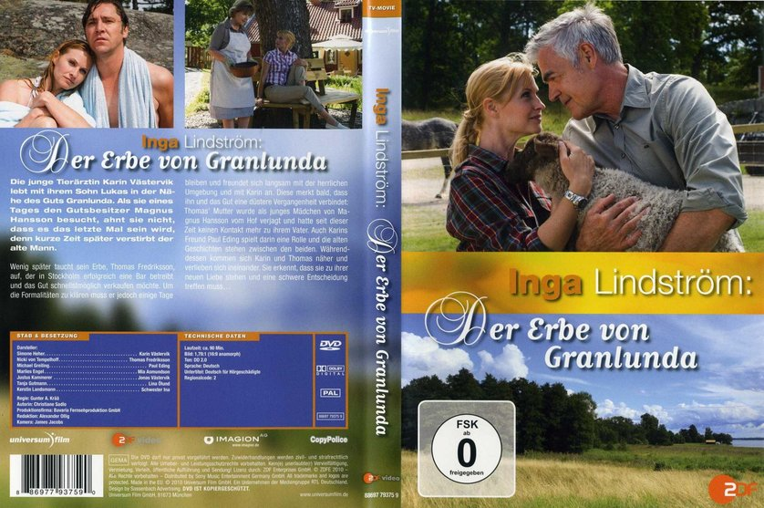 Der Erbe Von Granlunda