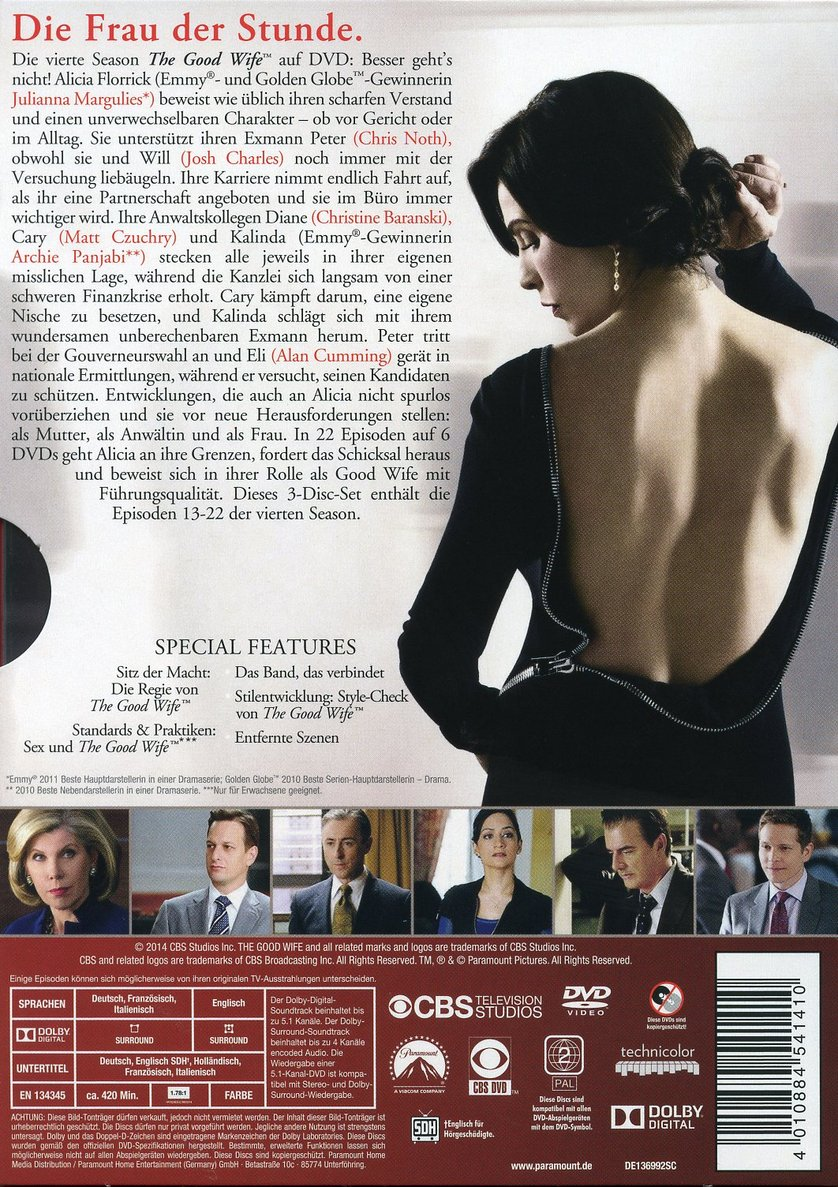 The Good Wife Staffel 6
