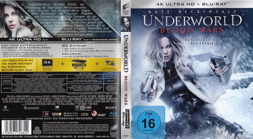 Underworld 5 Blood Wars Dvd Oder Blu Ray Leihen Videobusterde