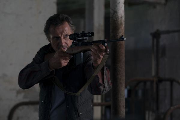 Liam Neeson in 'The Marksman' (USA 2021) © LEONINE