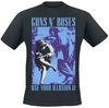 Guns N' Roses 1991 Illusion powered by EMP (T-Shirt)