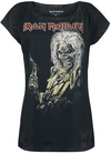 Iron Maiden Killers Magic Day T-Shirt schwarz used look powered by EMP (T-Shirt)