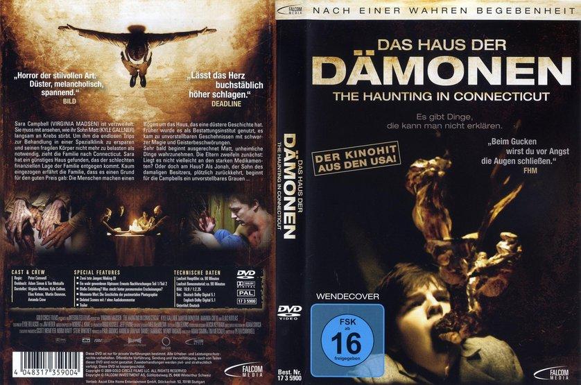 Das Haus der Dämonen DVD oder Blu ray leihen VIDEOBUSTER