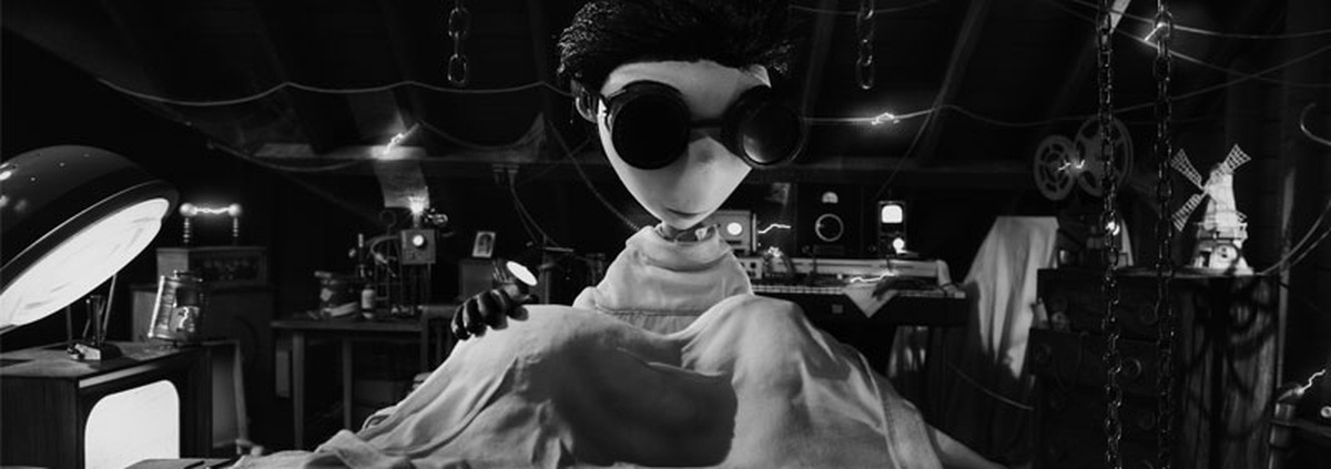 Tim Burtons Frankenweenie: Das Herzensprojekt von Tim Burton erwacht zum Leben