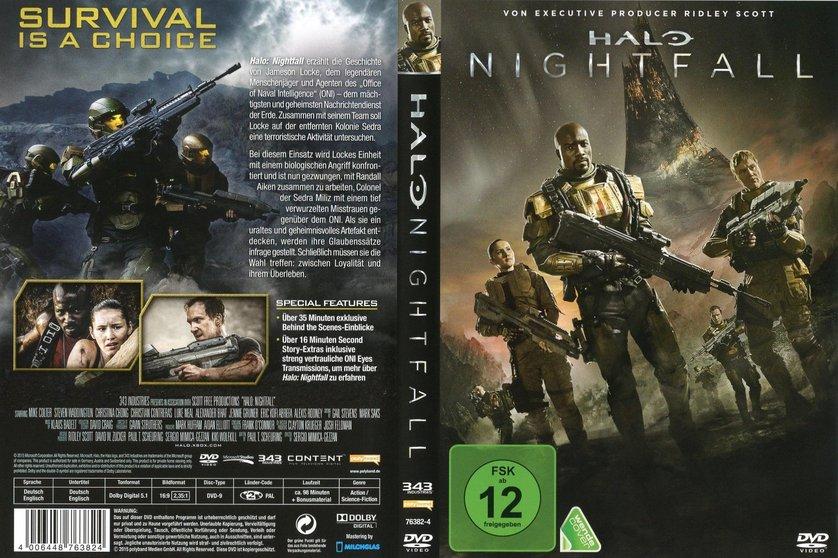 Halo Nightfall Deutsch