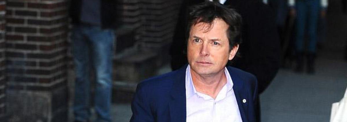 Michael J. Fox: Parkinson als neue Chance. J. Fox ist zurück in der Zukunft!