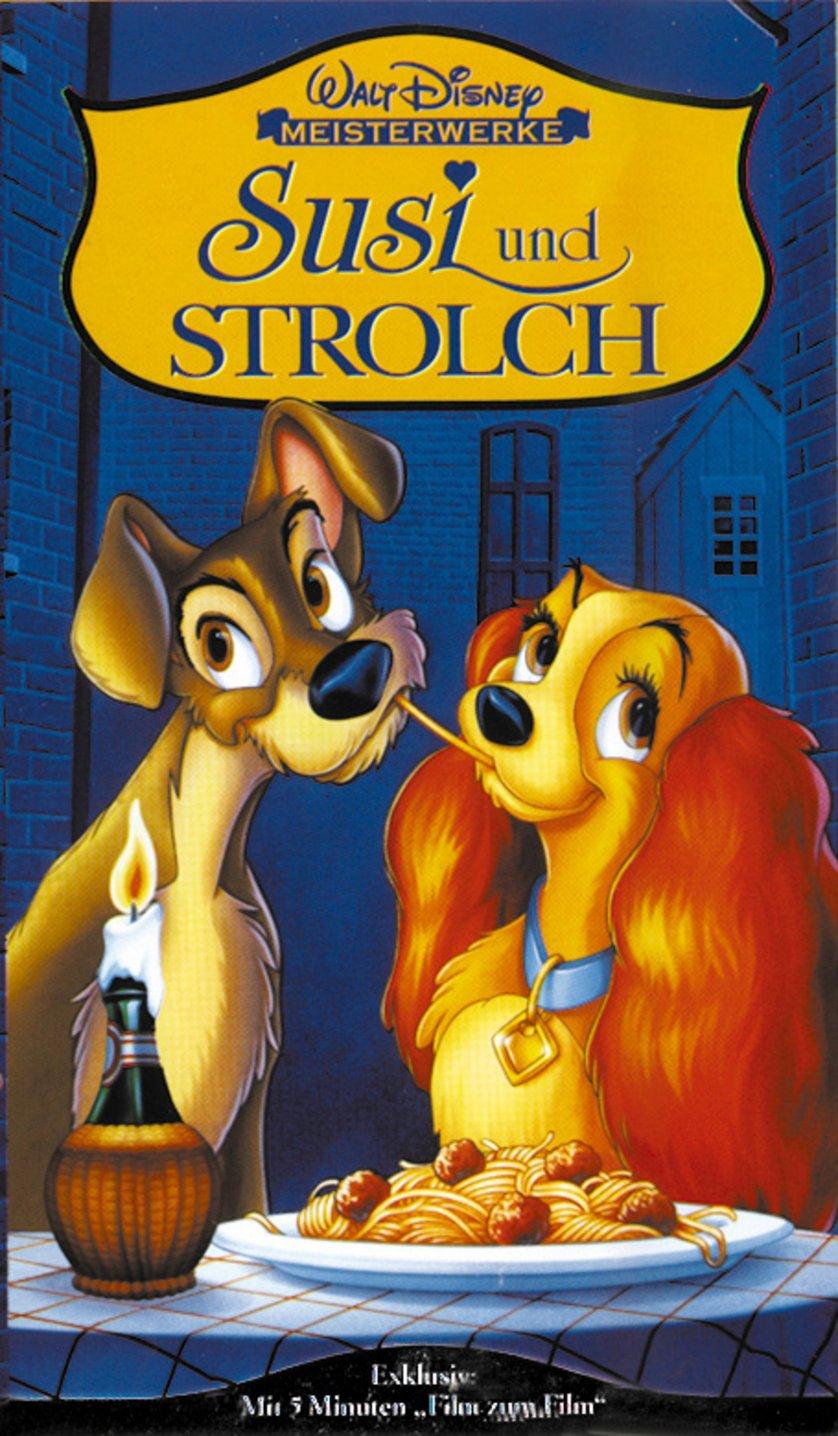 Susi Und Strolch Dvd Oder Blu Ray Leihen Videobusterde