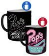 Riverdale Pop's Chock'lit Shoppe - Tasse mit Thermoeffekt powered by EMP (Tasse)