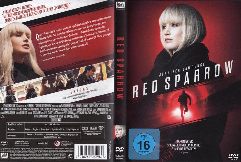red sparrow kinostart deutschland