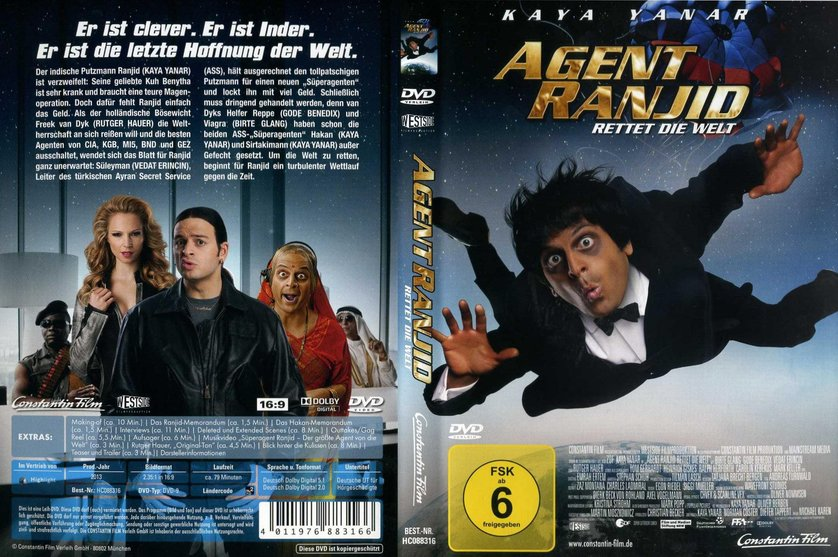 Agent Ranjid Rettet Die Welt Stream Kinox