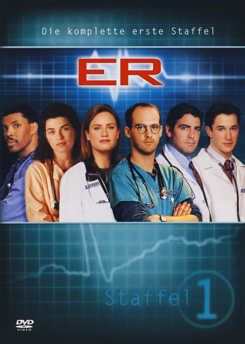 Emergency Room Staffel 8
