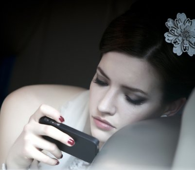 The British Bride - Party Alarm