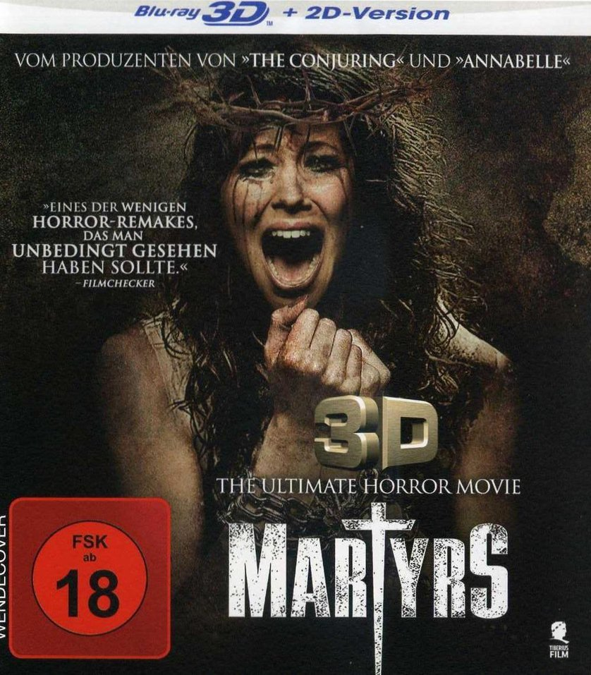 Martyrs Trailer Deutsch