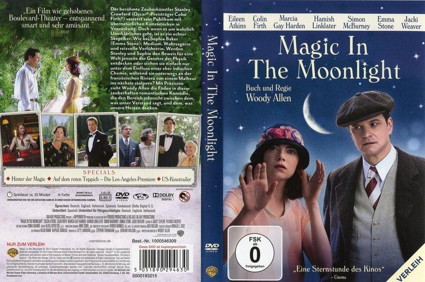 Magic In The Moonlight Stream Deutsch