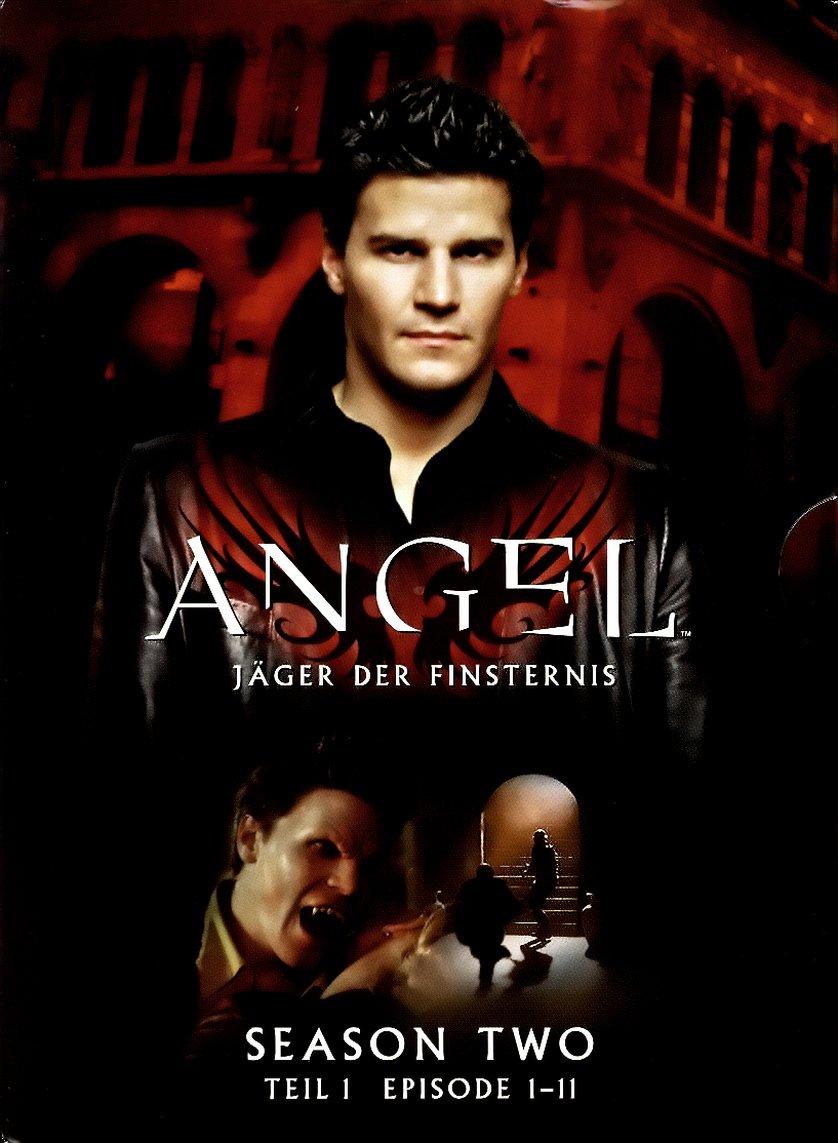 Angel Jäger Der Finsternis