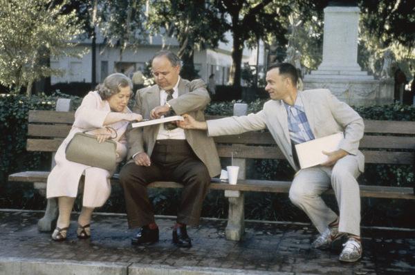 'Forrest Gump' (1994) © Paramount