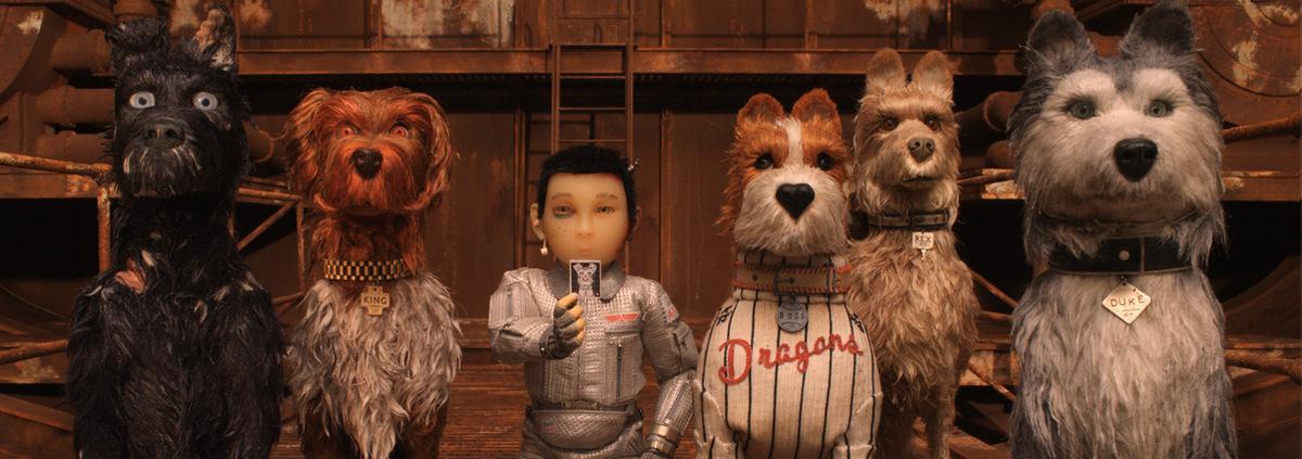 Isle of Dogs - Ataris Reise: Ein Junge und ein Rudel helfender Hunde!