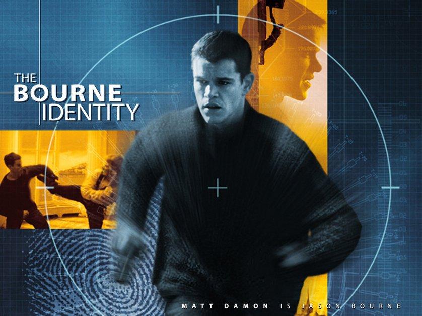 Bourn Identität