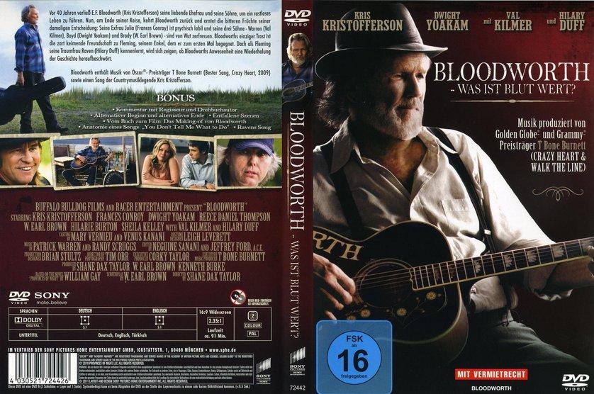 Bloodworth: DVD oder Blu-ray leihen - VIDEOBUSTER.de