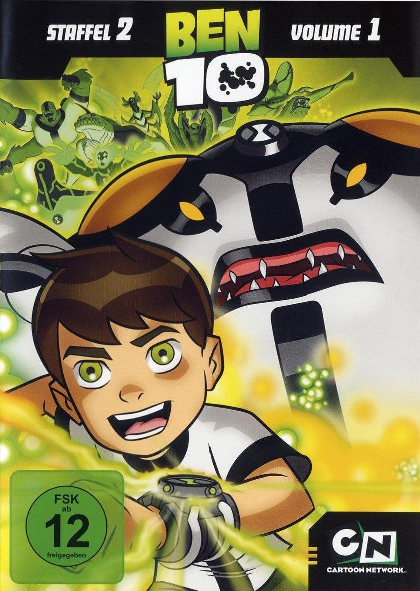Ben 10 - Staffel 2: DVD oder Blu-ray leihen - VIDEOBUSTER.de