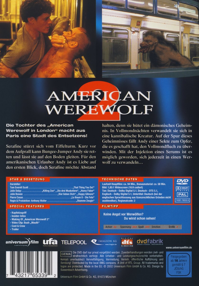 american werewolf in paris online