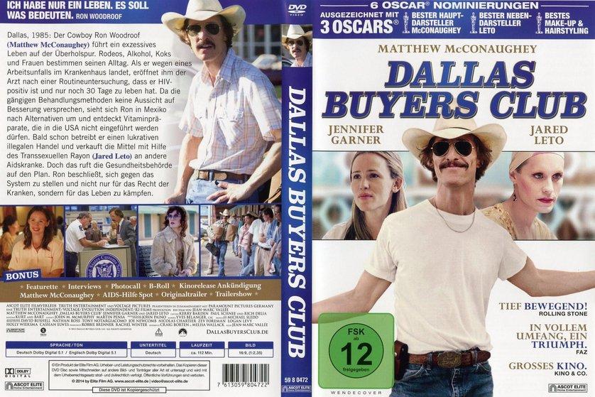 Dallas Buyers Club: DVD, Blu-ray oder VoD leihen ...  Dallas