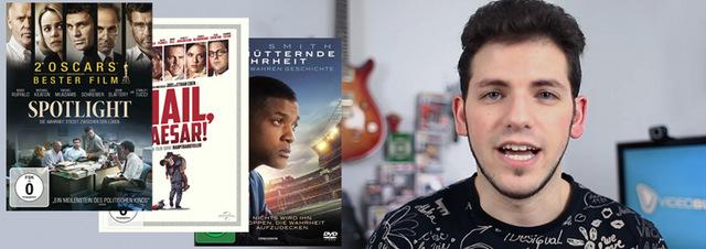DVD & Blu-ray Neuvorstellungen: Erschütternde Wahrheiten im YouTube-Video