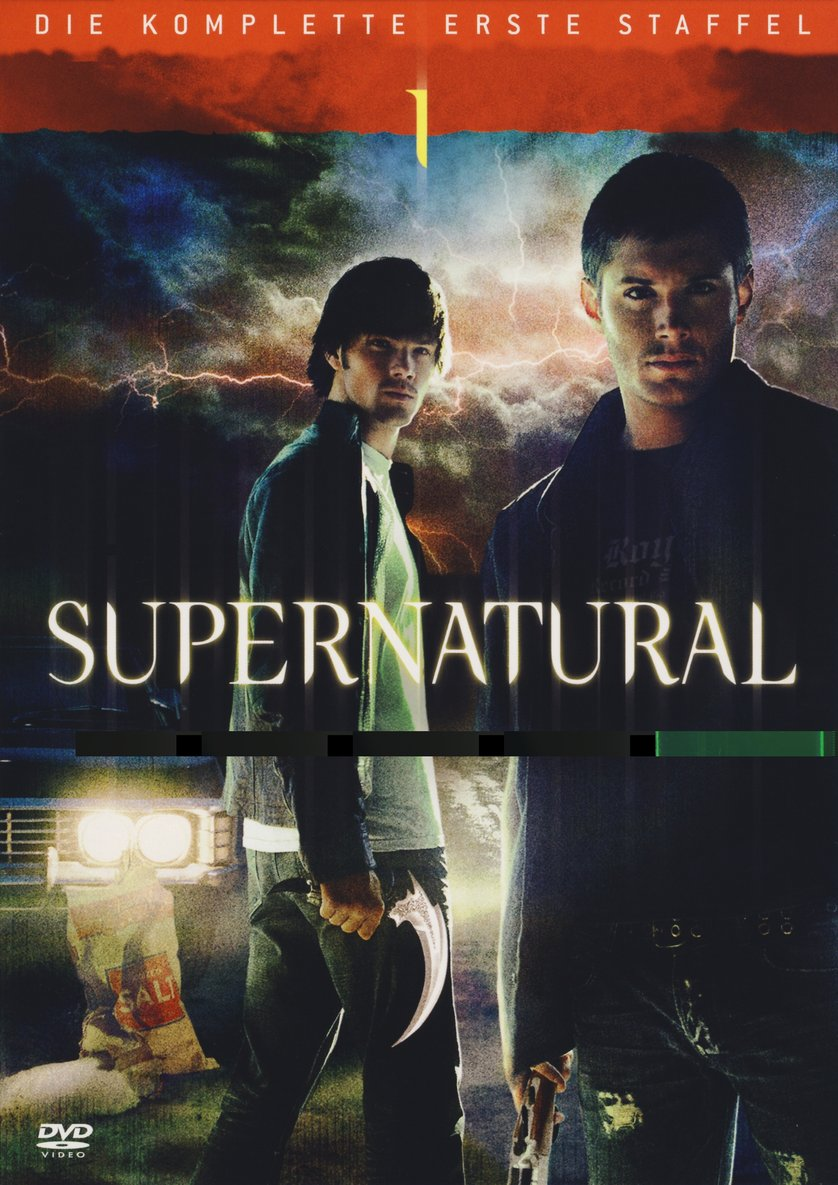 supernatural staffel 1 deutsch