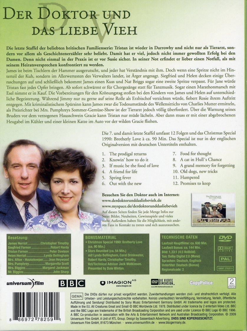 Der Doktor Und Das Lieb Vieh Staffel 7