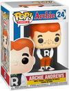 Archie Archie Andrews Vinyl Figur 24 powered by EMP (Funko Pop!)