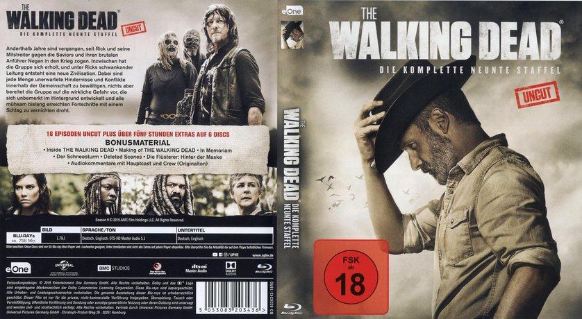 Walking Dead Staffel 5 Deutsch Dvd