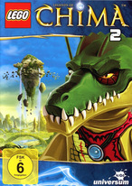 LEGO Legends of Chima - Volume 2