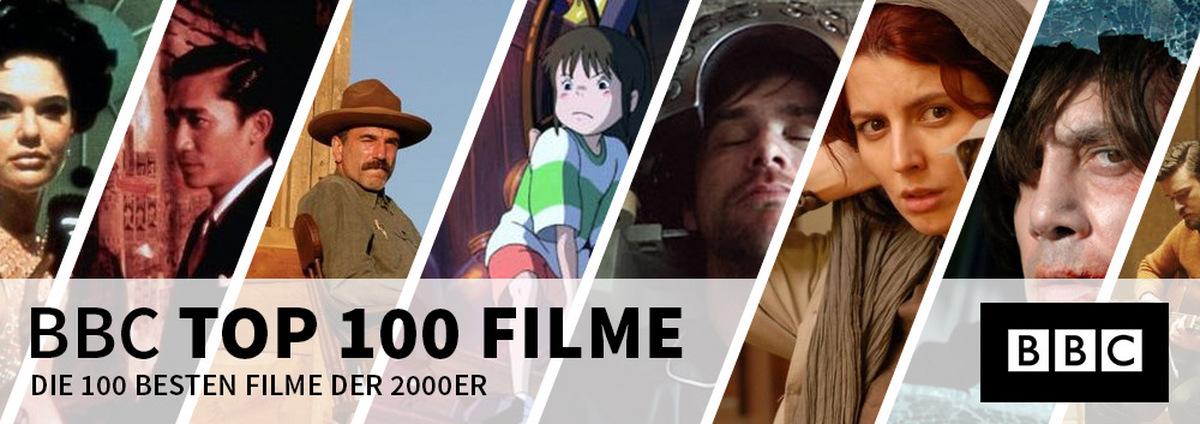 BBC Top 100 Filme: Die 100 besten Filme der 2000er