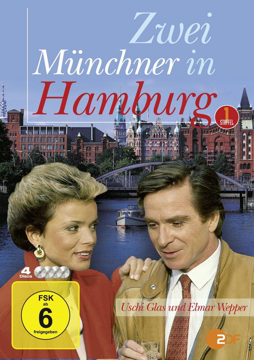 zwei m nchner in hamburg staffel 1 dvd oder blu ray leihen. Black Bedroom Furniture Sets. Home Design Ideas