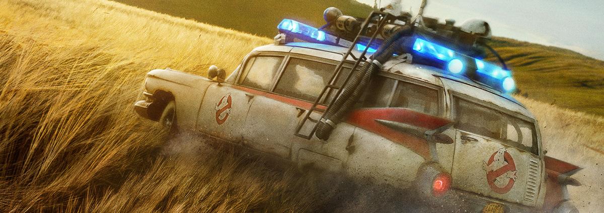 Ghostbusters - Legacy: Die Helden unserer Kindheit kehren zurück!