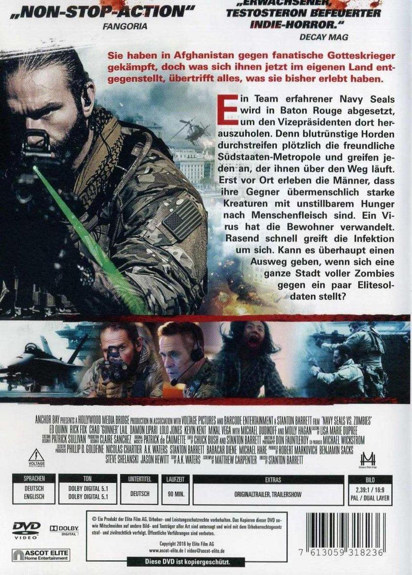 Navy Seals Vs Zombies Deutsch