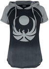 The Elder Scrolls V - Skyrim - Nightingale T-Shirt schwarz grau powered by EMP (T-Shirt)